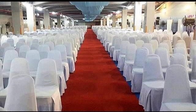 เต็นท์โดมหัวหินเช่าเก้าอี้เบาะนวมพลาสติกเช่าโต๊ะจีนโต๊ะเหลี่ยมเช่าพัดลมไอน้ำไอเย็นแอร์0858125157