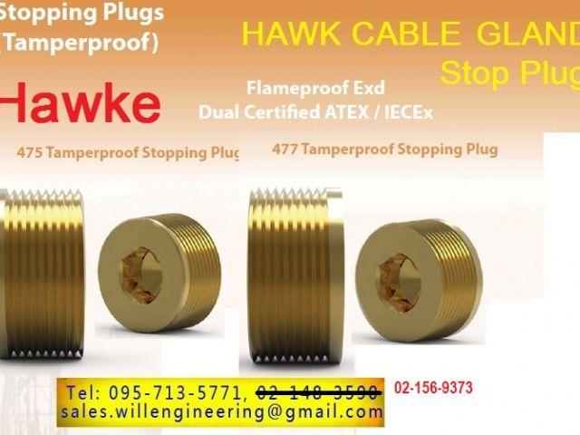 stopping-plug