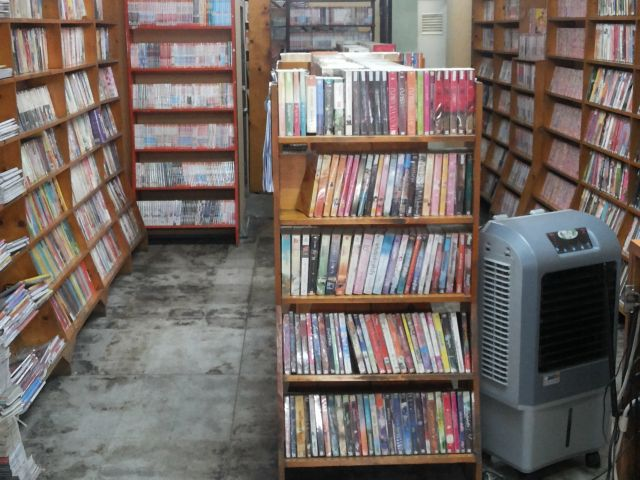 เซ้งร้านหนังสือเช่า