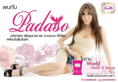 ผลิตภัณฑ์อกฟูรูฟิตPadaso