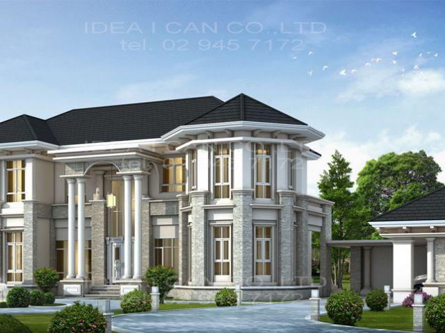 รับสร้างบ้านคุณภาพสูง