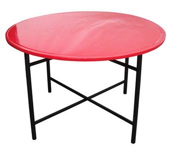 โต๊ะจีนเหล็ก