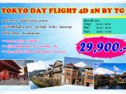 TOKYO DAY FLIGHT 4D2N