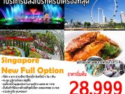 Singapore Full Option 4D3N