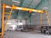 ติดตั้งcrane เครนโรงงาน เครนไฟฟ้า เครนสนาม เครนเหนือศีรษะ overhead crane เครนคานคู่ double gerder เค