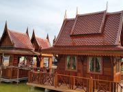 บ้านน็อคดาวน์ ศาลาทรงไทย