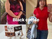 black coffee,black coffee little baby,กาแฟหญ้าหวาน,กาแฟดำหญ้าหวาน