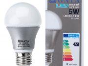 ขายหลอดไฟ LED 5w GATA ขั้ว E-27จากปกติ 140ลดเหลือ 79 บาท