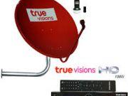 TRUE HD KU-BAND 3800 บาท เติมเงินตูบอล พรีเมียร์ลีก เพิ่มสินสายไหม