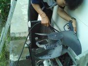 ล้างแอร์บ้าน 2ตัวขึ้นไป ตัวละ400บาท เติมน้ำยาฟรี ที่ร้านA C K CENTER โทร 02 964 7153