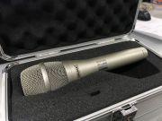ขายไมล์ Shure Beta 58 A Made in Maxico ของใหม่ ของแท้ มหาจักร เป็นไมล์ที่นักร้องนิยมใช้กัน ดูดซับเสี