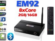 Android TV Box 8 Core ราคาถูก
