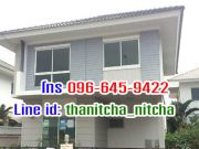ขายบ้านแฝด ราคาถูกมาก เนื้อที่ 3570 ตรว เพียง 3050000 บาท