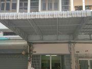 เจ้าของขายเอง ขายอาคารพาณิชย์ 5 ชั้น ย่านเจริญราษฎร์ ติดทางขึ้น-ลงทางด่วน
