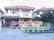 ขายบ้านเดี่ยว 2 ชั้น เนื้อที่ 6380 ตรว จำนวน 4 ห้องนอน 4 ห้องน้ำ 1 ห้องพระ 1 ห้องรับแขก 1 ห้องครัว 4