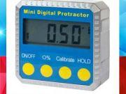 เครื่องมือวัดองศา เครื่องมือวัดมุมดิจิตอล 360องศา Digital Inclinometer Angle Gauge Meter Protractor