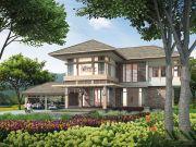 รับสร้างบ้าน พร้อมแบบบ้านสไตล์หวานๆ Resort Style 3 ห้องนอน RE-H2-501370