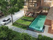 แบบบ้านสไตล์หวานๆ Resort Style 5 ห้องนอน รหัส RE-H2-5015300310