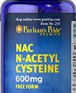NACN-Acetyl-Cysteine600 mg60 capsules แนค ดีท็อกซ์ตับผิวขาวใส