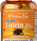 puritans pride Lutein 20 mg 60 Softgels