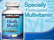 kirkland Signature Daily Multi VitaminMineral with Lycopene and Lutein 500 Tablets วิตามินรวม