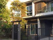 ขายด่วน บ้านเดี่ยวมัณฑนา กัลปพฤกษ์ - วงแหวน บ้านใหม่ไม่เคย อยู่ บ้านมุม ฟรีค่าส่วนกลางถึงปี 2561