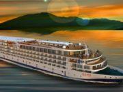ทัวร์จีน ฉงชิ่ง ล่องเรือสำราญหรู CENTURY LEGEND 6 วัน 5 คืน