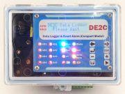 DE2C เครื่องบันทึกข้อมูลแจ้งเตือนเหตุการณ์ รุ่น Compact