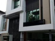 ขายบ้านเดี่ยว3ชั้น เนอวาน่า บียอนด์ พระราม 9 Nirvana Beyond Rama 9 ขนาด 606 ตารางวา บ้านตกแต่งสวยพร้