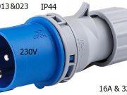 Power plug HTN023