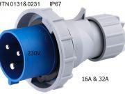 power plug HTN0231
