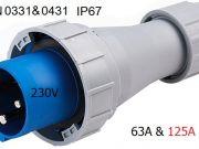 power plug HTN0331