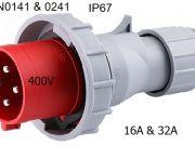 Power Plug HTN0241