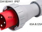 Power Plug HTN0441