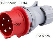 power plug HTN015