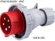power plug HTN0251