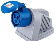 Power plug HTB123 DAKO