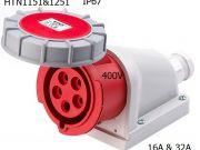power plug HTN1251 DAKO