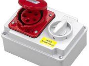 power plug HTPZ325