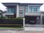 บ้านเดี่ยวให้เช่า โครงการ The Grand Bangna - Wongwaen เดอะแกรนด์ บางนา - วงแหวน พื้นที่ 70 ตารางวา