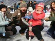 ทัวร์เกาหลี เทศกาลตกปลาน้ำแข็ง Wow Ice Fishing Festival 5 วัน 3 คืน