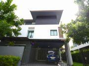 ขาย-เช่า บ้านเดี่ยว 3 ชั้น บ้านลุมพินีสวนหลวงพื้นที่ 55 ตรว ตกแต่งbuilt-in สวยพร้อมอยู่