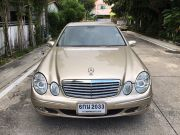 ขายMercdes-Benz E200 kompressorElegance ปี 2006