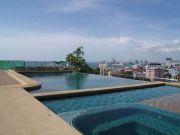 คอนโดสวย ใกล้ชายหาด โครงการ Pattaya Height condo ชั้น 1พทใช้สอย 97 ตรม 2 ห้องนอน 2ห้องน้ำ