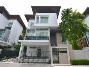 ขายบ้านเดี่ยว3ชั้น เนอวาน่า บียอนด์ พระราม 9 Nirvana Beyond Rama 9 ขนาด 507 ตารางวา Type Kool บ้านให