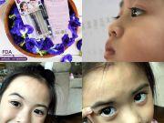 sweet eyebrow serum,เซรั่มดอกอัญชัน,เซรั่มขนตายาว,เซรั่มขนคิ้วยาว