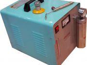 เครื่องเป่าอะคริลิคให้ใส Acrylic Flame Polisher เป็นระบบไฟฟ้าบ้าน 18000 บาท ราคาโรงงาน