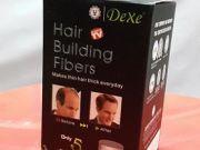 Dexe Hair Building Fibers ผงไฟเบอร์เพิ่มผม ใช้โรยเพิ่มผมหนา ปิดผมบาง ใช้ปิดรอยแสกที่ผมน้อย