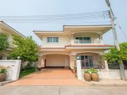 House for rent in a community near Bo Sang Intersection Sankampang