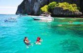 ทัวร์เกาะพีพีเกาะไม้ไผ่ เรือเร็ว